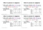 Leçon Autres fiches - Conjugaison : CE1