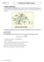 Cours Cohésion des solides ioniques et moléculaires : Première