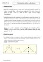 Cours Cohésion des solides moléculaires : Première