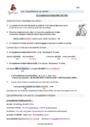 Leçon Complément du verbe : CM2