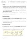 Cours Conformations des molécules organiques : Terminale