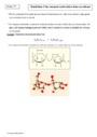 Cours Dissolution d'un composé moléculaire dans un solvant : Première