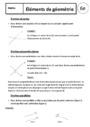 Cours Droites perpendiculaires : 6ème