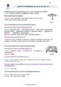 Leçon Ecrire les sons difficiles : CM2
