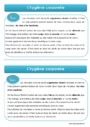 Leçon EMC Education morale et civique : CP