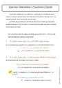 Cours If et les conditionnelles - Anglais : 3ème