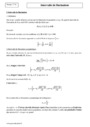 Cours Intervalle de fluctuation : Terminale
