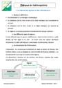 Cours L'information : 6ème