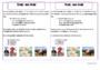 Leçon La classification des animaux : CE1