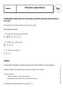 Cours Nombres relatifs : 4ème