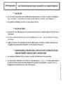 Cours Orthographe - Étude de la langue : 6ème