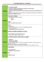 Leçon Progressions / programmations : CM2