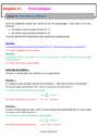 Cours Proportionnalité, Organisation gestion des données : 6ème
