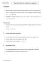 Cours Représentation des molécules organiques : Terminale