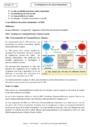 Cours Risque infectieux et protection de l'organisme : 3ème