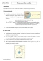 Cours Satellite et gravitation : Terminale