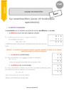 Leçon Soustraction : CM2
