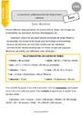 Leçon Temps et durée heure, minute, seconde : CM1