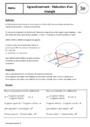 Cours Triangles : 3ème