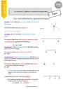 Leçon Vocabulaire de géométrie : CM2