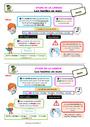 Leçon Vocabulaire / Lexique - Étude de la langue : CE1