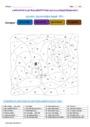 Coloriage magique - Accord du participe passé : CM2