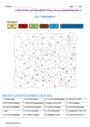Coloriage magique - Complément d'objet COI, COD, COS : CM1