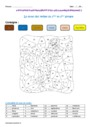 Coloriage magique - Conjugaison : CE2