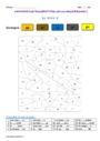 Coloriage magique - Etude du code / les sons : CE1