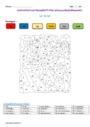Coloriage magique - Futur de l'indicatif : CM1
