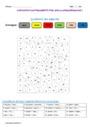 Coloriage magique - Grammaire - Étude de la langue : CE2