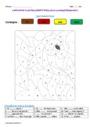 Coloriage magique - Homonymes, homophones : CE1