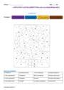 Coloriage magique - Impératif : CM2