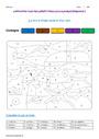 Coloriage magique - Lettre finale muette : CM1