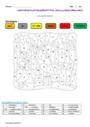 Coloriage magique - Passé simple : CM2