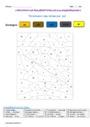 Coloriage magique - Verbe conjugué : CM1