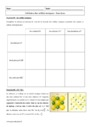 Cours et exercice : Cohésion des solides ioniques et moléculaires : Première