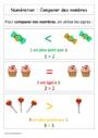 Leçon et exercice : Comparer, ranger : CP