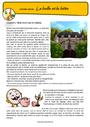 Leçon et exercice : Contes détournés : CM2