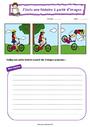 Leçon et exercice : Ecrits courts : CP