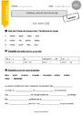 Leçon et exercice : Etude du code / les sons : CE1