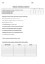 Evaluation Autres fiches - Grammaire : CM2
