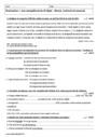 Evaluation complément du verbe: COD, COI, COS : 5ème