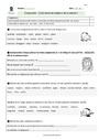 Evaluation Ecrire les sons difficiles : CM1