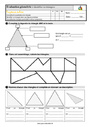 Evaluation Géométrie plane : CE2