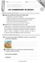Evaluation Grammaire - Étude de la langue : CM2