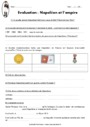 Evaluation Histoire : CM1