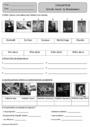 Evaluation Histoire des arts : CM2