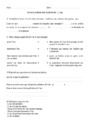 Evaluation L'air : CM2