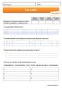 Evaluation L'engagement : CE2